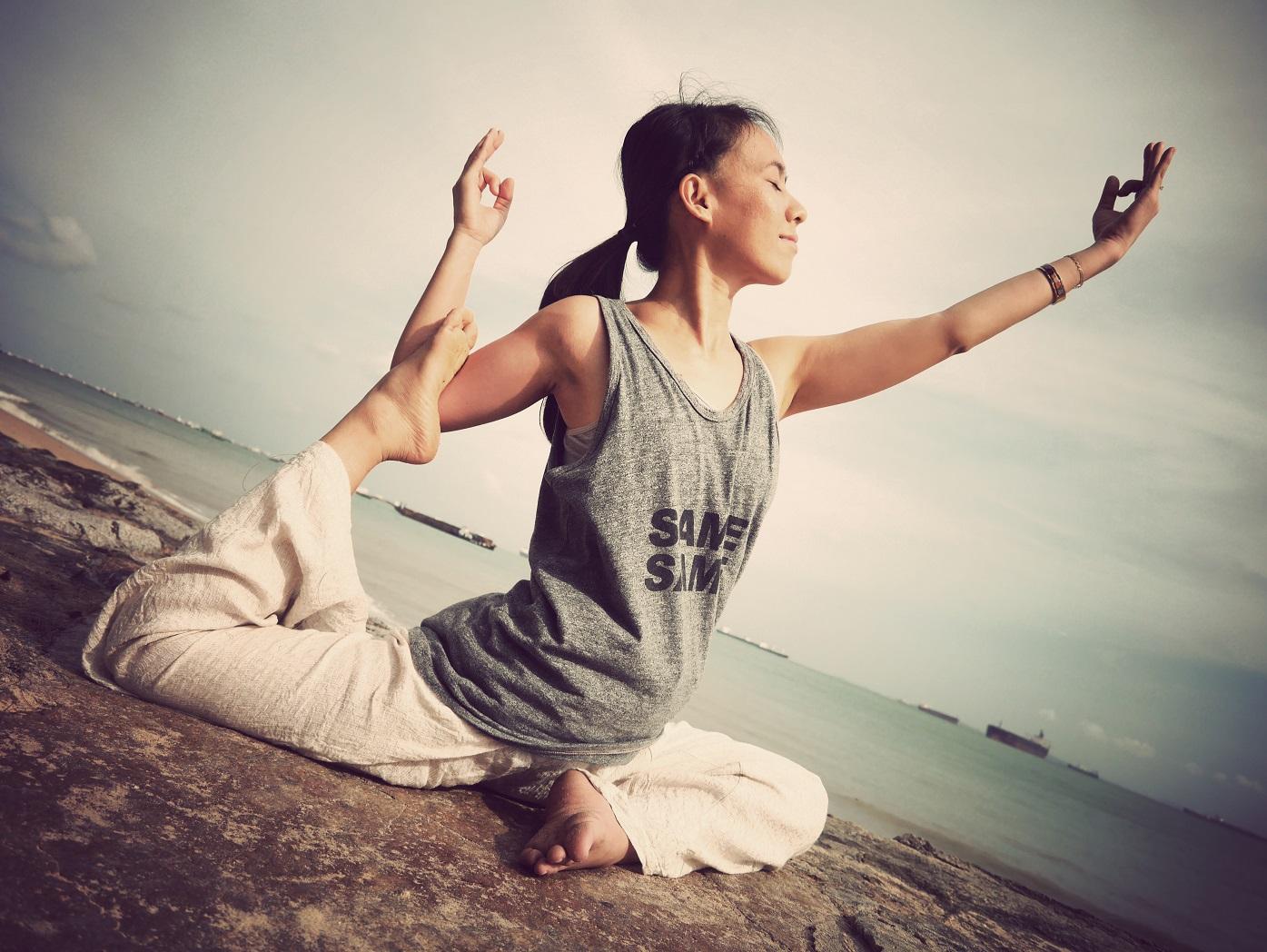 3 năm học Yoga, tôi thay đổi ra sao?