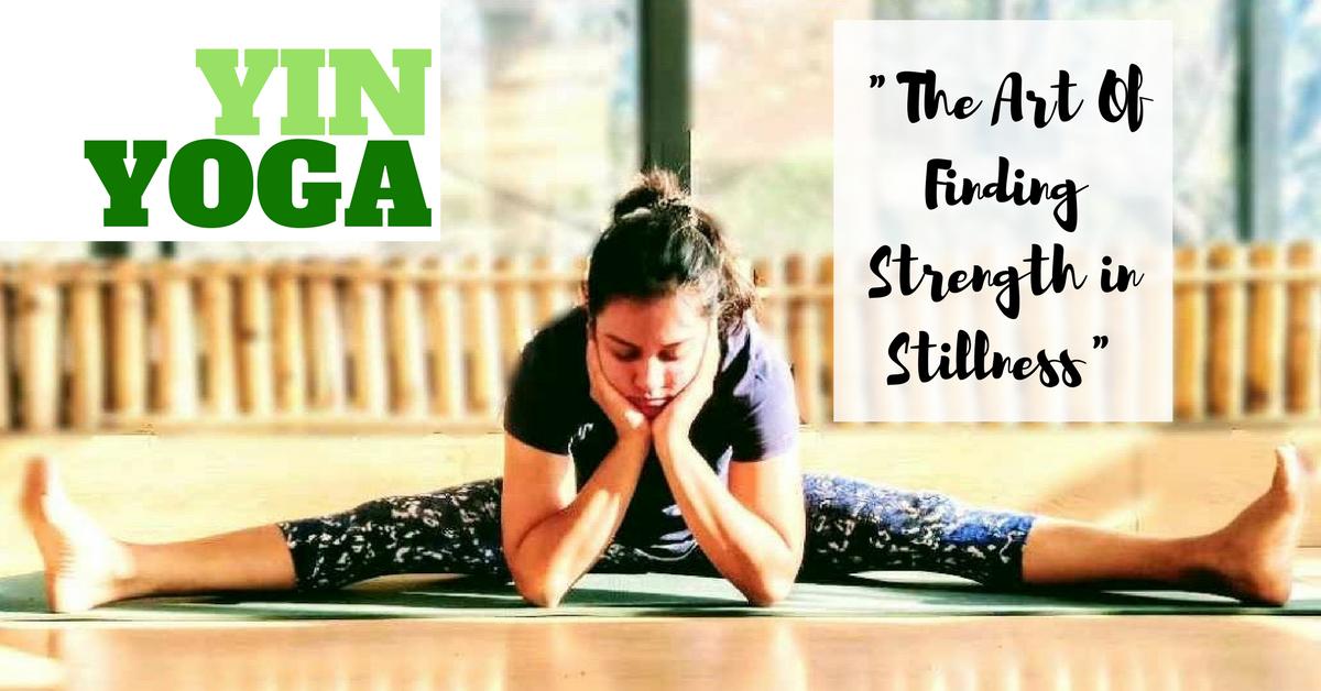 Yin yoga và tâm trí