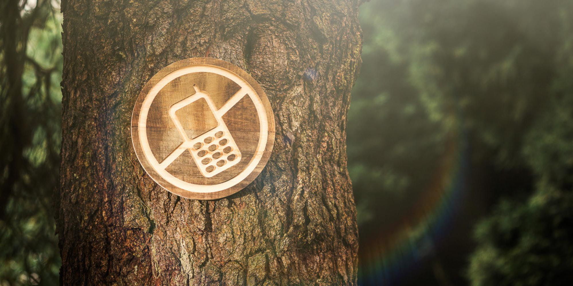 7 cách ngắt kết nối với công nghệ và vui vẻ không làm gì cả