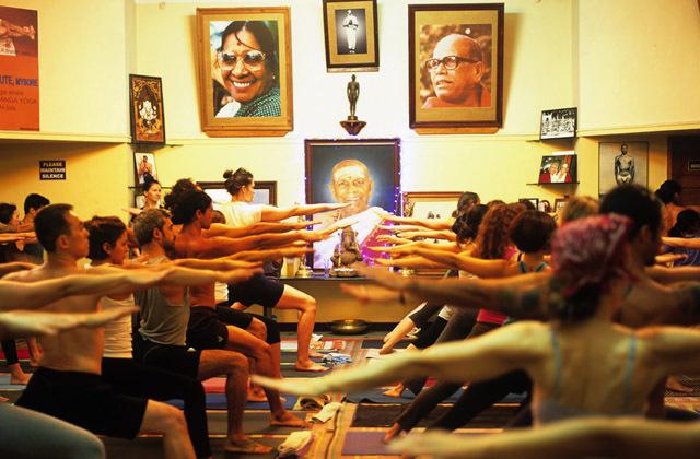 Viện Shri K. Pattabhi Jois Ashtanga Yoga (KPJAYI)