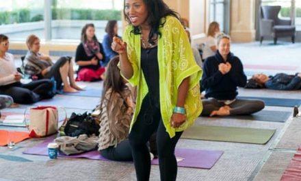 Che Marville: Yoga cứu giúp tôi từ những đêm mất ngủ vì bệnh nặng