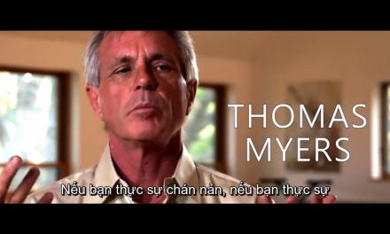 Thomas Myers – Y học không gian và sự lão hóa