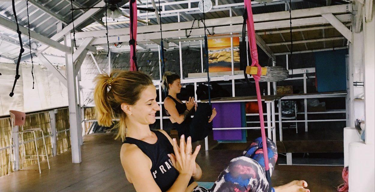 Trải nghiệm với khóa đào tạo giáo viên yoga của tôi ở Bali