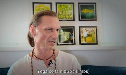 Gregor Maehle – 8 bước của yoga – 8 limbs