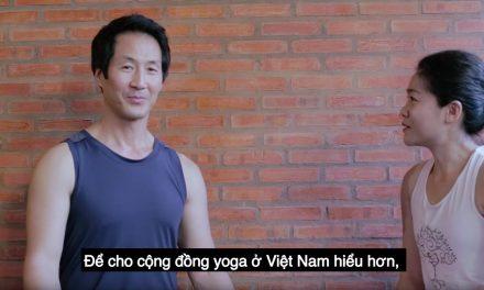 Talk with David Kim – YogaWise – Phần 1