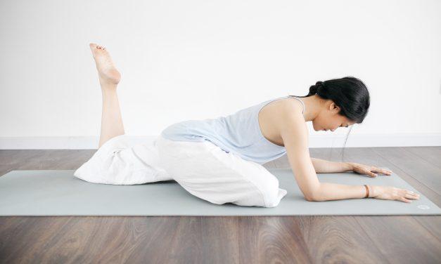 Các tư thế Yin Yoga