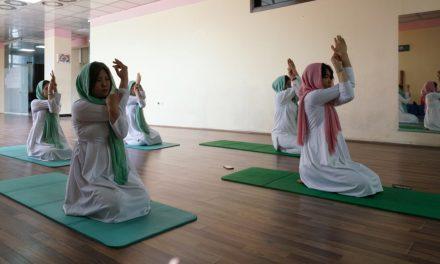 Yoga ở Afghanistan