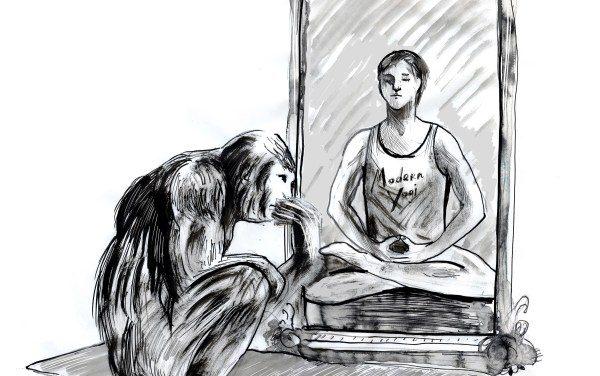 Hãy làm một con người thực sự trước khi trở thành một yogi siêu đẳng