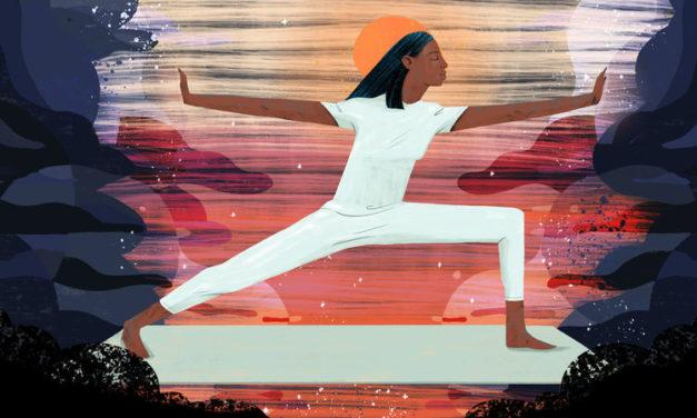 Buông chúng ra đi: 7 tư thế giúp giải phóng tổn thương trong thân thể