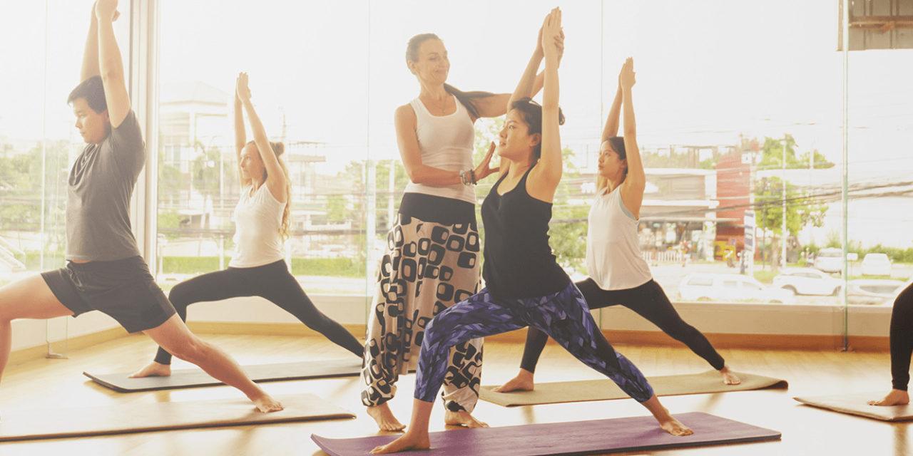 Bí quyết yogi – Đánh giá chương trình đào tạo HLV Yoga